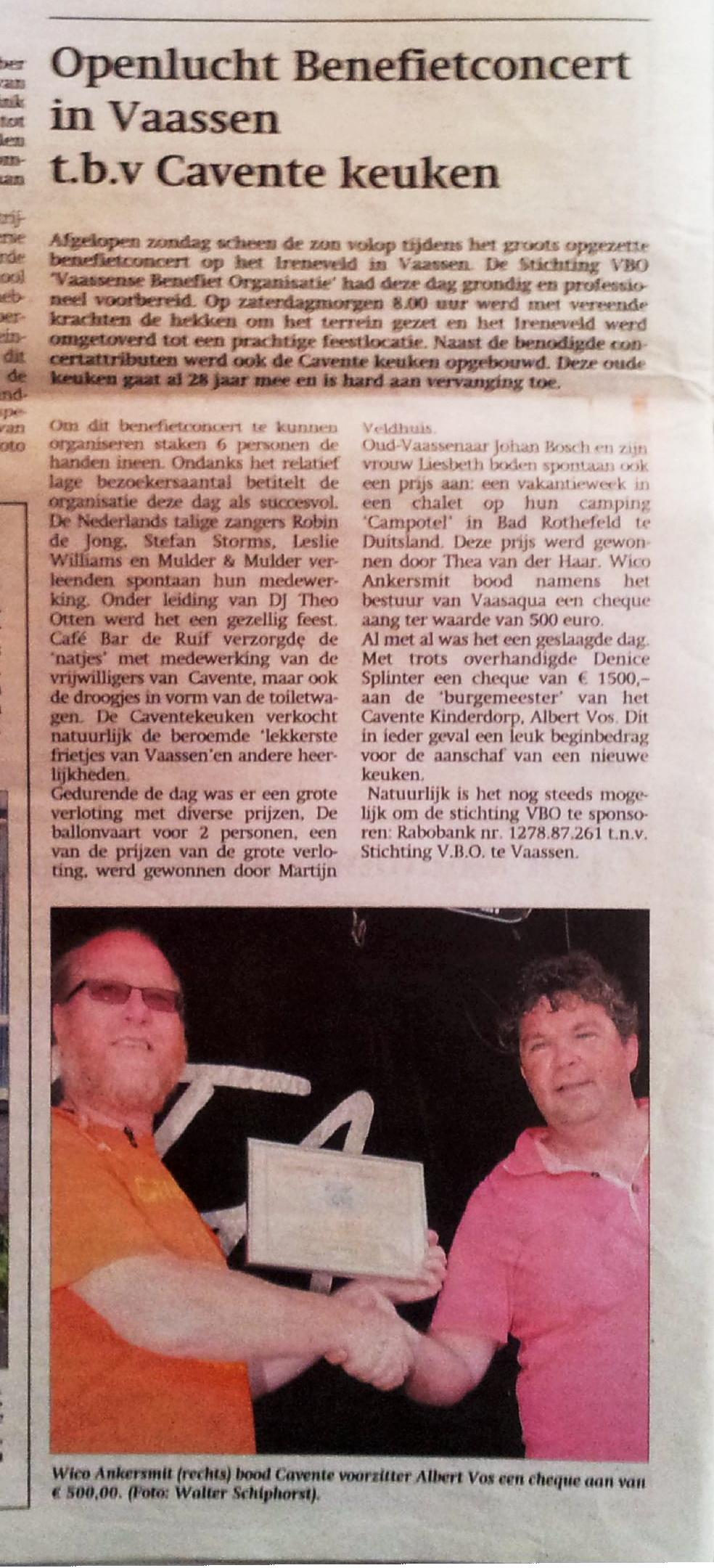 vaassens weekblad